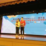 20201206_熱烈祝賀本院吳倩兒於「第二十屆澳門學生硬筆書法比賽」大專組獲特優獎