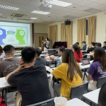 學院為屬會成員舉辦培訓班