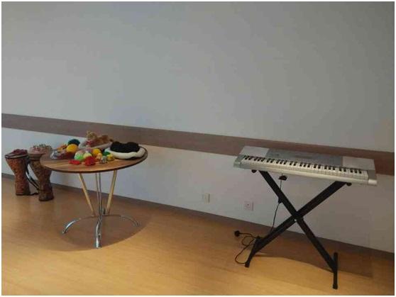 音樂治療區