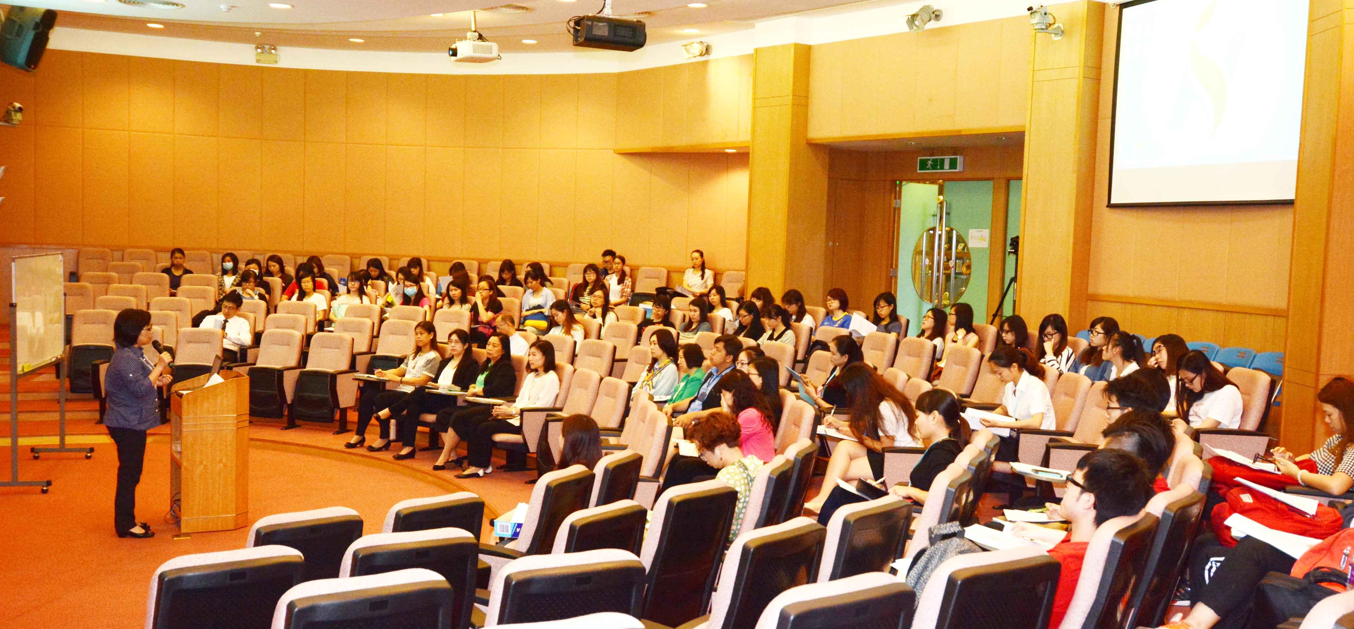 「解決問題,促進健康」工作坊培養學生關注社會健康