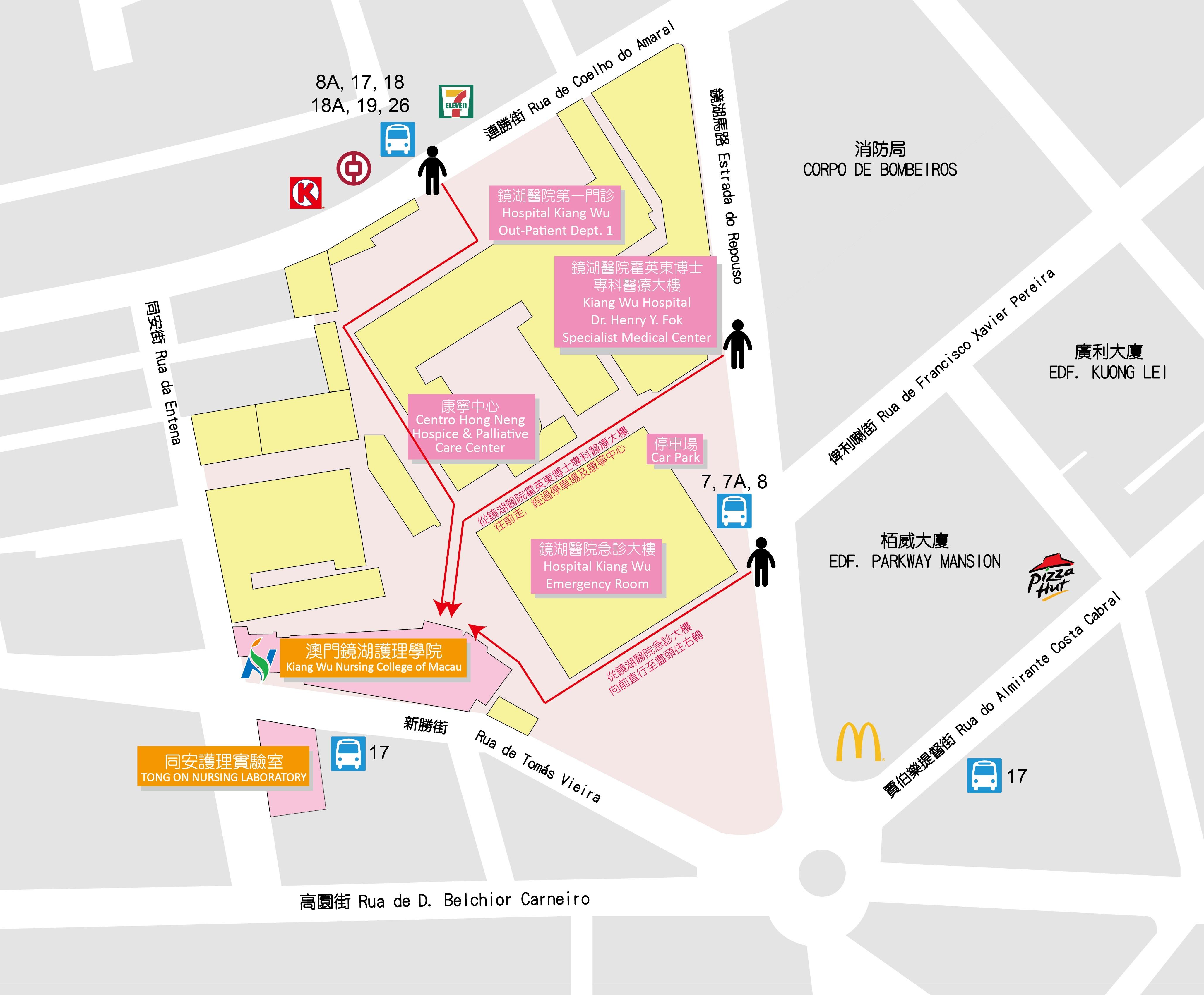 KWNC MAP
