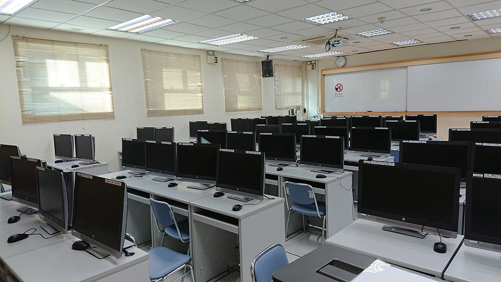 電腦實驗室