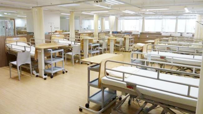 成人護理實驗室
