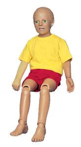 兒童護理模型