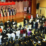 Over 600 attendances witnessing the KWNC Graduation Ceremony