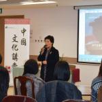 陳會長到學院推廣茶文化