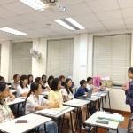 尹院長對學生寄予厚望