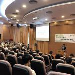 李衛燕副主任鼓勵課程學生認真學習