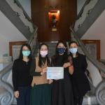 研究團隊喜獲「Outstanding Paper Award」冠軍