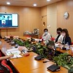 粵港澳三地認證專家線上下結合與教學團隊座談