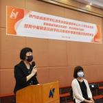 邢志紅副院長期望學員堅持終身學習
