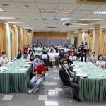 出席的中學代表藉活動了解更多護理專業升學出路